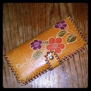 Handbags - Flower wallet